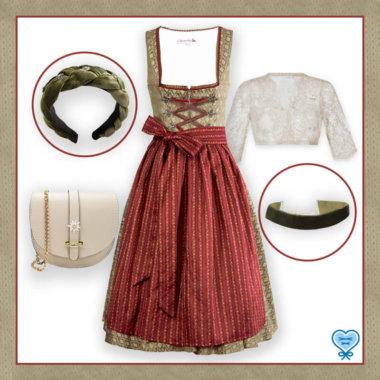 Dirndl Outfit Look