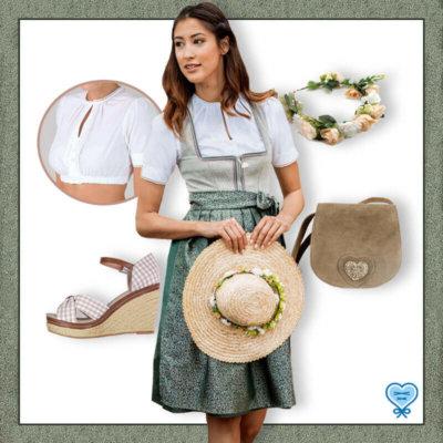 Shop the Look - Dirndl Melita