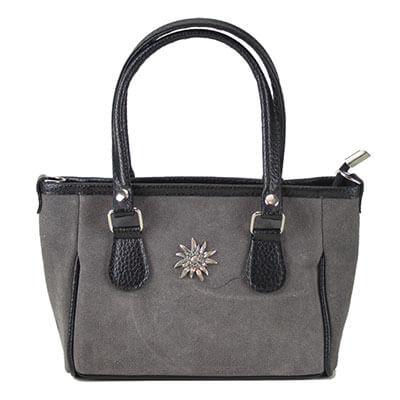 Look Petra - graue Trachtentasche