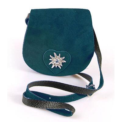Shop the look Sarah - Trachtentasche aus Wildleder