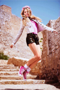 Lederhose für Damen