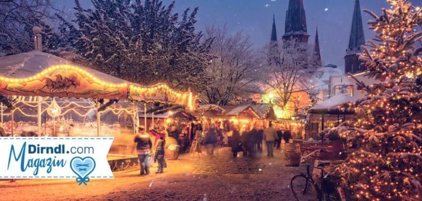 die schönsten Christkindlmärkte Bayerns